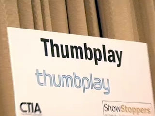 Mobile entertainment with Thumbplay
