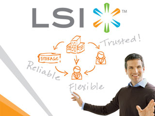 LSI Networking – Connecting People and Information