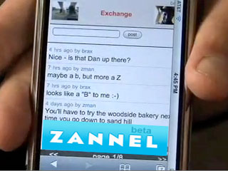 Zannel brings your mobile video to life