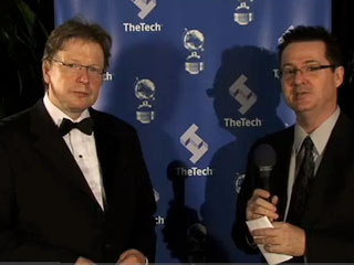 Tech Museum President Peter Friess at the 2007 Tech Awards