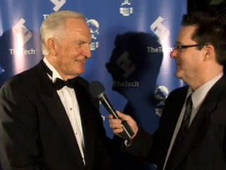 Intel Chairman Craig Barrett, at the 2007 Tech Museum Awards