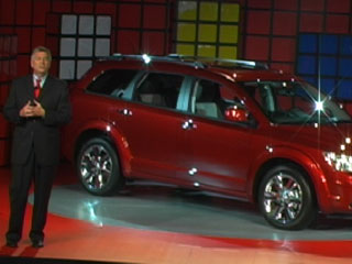 LA Auto Show: Chrysler Press Conference