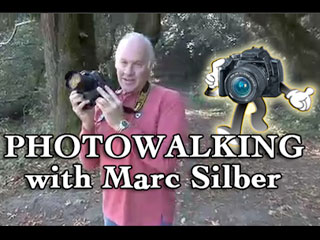 Photowalking above Silicon Valley