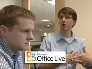 "Microsoft brings ""live"" collaboration to the office"