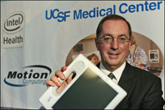 The Motion C5: Mobile Computing for Health Care