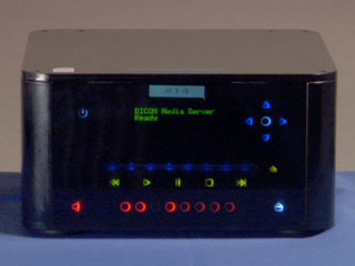 BICOM HMS8: Media Server Cubed