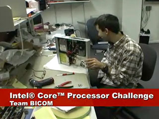 Behind The Scenes at BICOM