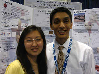 Intel ISEF 2007: Cancer Detection