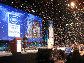 Intel ISEF: Awards