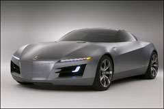 Concept: The Acura Advanced Sports Car
