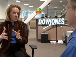 Talking search with Dow Jones Vice President