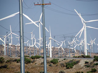 A closer look at wind energy