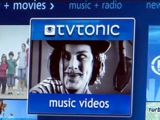 Demo of video on Windows Media Center with TV Tonic