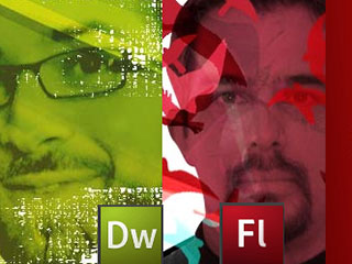 Editor's Choice: highlights from Flash, Dreamweaver, Apollo CS3 Suite tour of Adobe