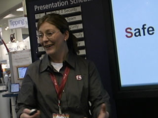 F5's Lori Mac Vittie, Web 2.0 Security: S.O.S.