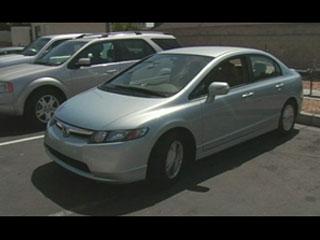 RIDE AND DRIVE: Honda Civic Hybrid