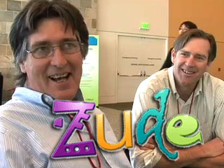 Classic Scoble : Web 2.0 Expo: Zude, A Web service so popular, it's getting reengineered