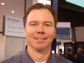 Looking Ahead for SMB: Netgear's John Grady