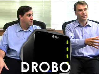 Talking Storage Safety with Drobo team