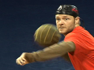 Entrepreneurs vs. VCs in epic dodgeball showdown