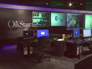 OnStar's Command Center