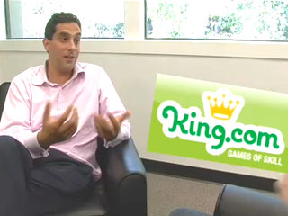 Casual gaming with King.com and MyGame.com
