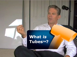 Talking about Web sharing with Tubes
