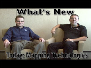 Virtual Earth and Mapping with an MVP