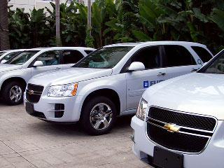 RIDE DRIVE: Chevy's Equinox Fuel Cell Vehicle
