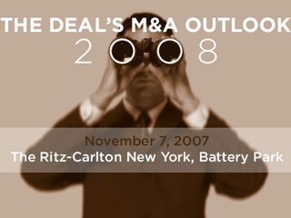 The Deal: M&A Outlook 2008