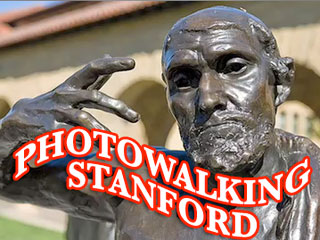 Photowalking tour of Stanford University