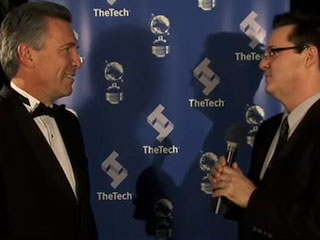 Applied Materials CEO Mike Splinter at the 2007 Tech Awards