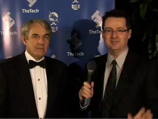 Applied Materials Chairman Jim Morgan at the 2007 Tech Museum Awards