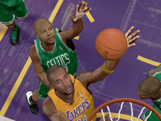 The Reboot: NBA 2k8 Review