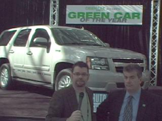 LA Auto Show: GM's Dave Barthmuss