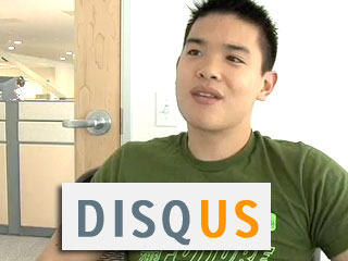 Let's Disqus a new commenting system for your blog