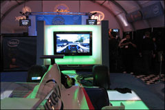 CES 2007: Intel's World Series of Gaming