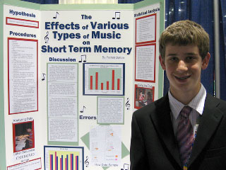 Intel ISEF 2007: Music vs. Homework